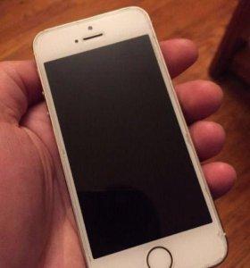 iPhone 5s 16 gb, gold