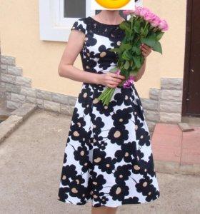 Платье нарядное, праздничное, элегантное от Zarina