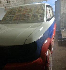 покраска авто от 1000р.