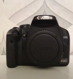 Canon 450 d body