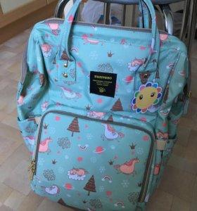 Новый рюкзак для стильных мам!