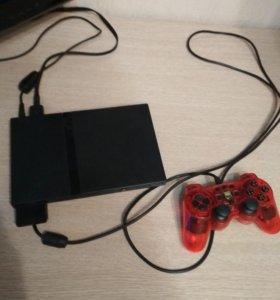 Sony Playstation 2 slim scph-77008