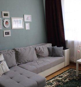 Квартира, 2 комнаты, 68.2 м²