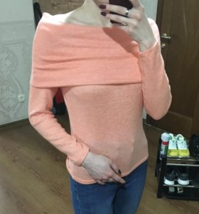 Трикотажный свитер от Bershka