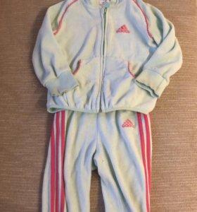 Детский костюм adidas 68 и 80 см