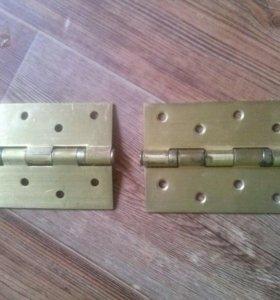 Дверные петли 4 шт
