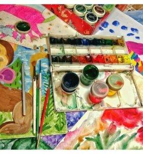 Уроки творчества для детей
