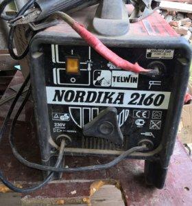 Продам сварку Nordika
