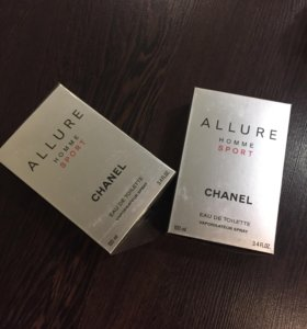 Chanel Allure homme sport духи/ парфюм