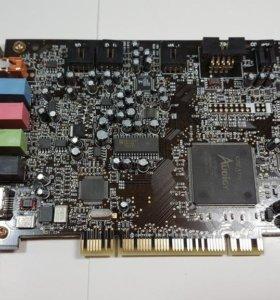 Звуковая карта Creative Audigy SB0090 PCI (Новая)
