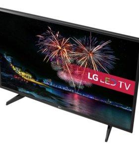 Новый LED телевизор LG 43LJ515V