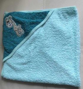Полотенце -уголок ,новое