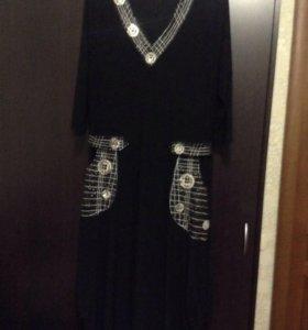 Платье р52-56