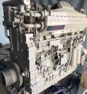 Двигатель Cummins QSK-19 vin 37254050