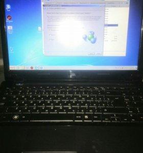Продам Dns ноутбук
