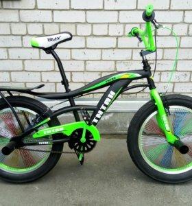 Новые велосипеды BMX 2018г.