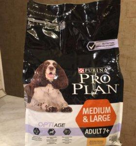 Сухой корм Purina Pro Plan для собак старше 7 лет