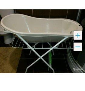 Ванночка с подставкой и аксессуарами
