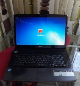 Ноутбук Acer aspire 8735G