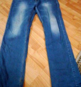 Джинсы и брюки мужские 34L
