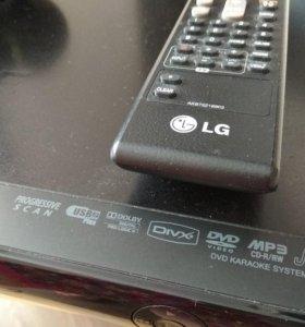Караоке система с DVD дисками