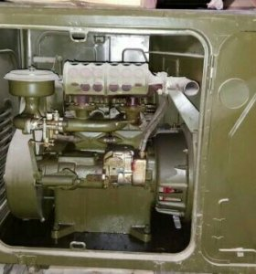 Электростанция аб-4