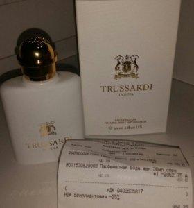 Абсолютно новый парфюм Trussardi Donna