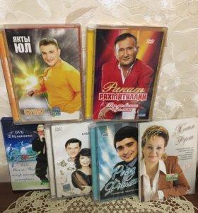 Продаю диски татарских исполнителей