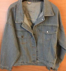Продам крутую куртку новая
