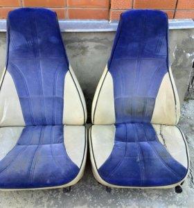 Сиденья на Ваз-2107