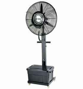 Вентилятор с увлажнителем воздуха