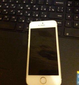 Айфон 5s 16gb gold обмен