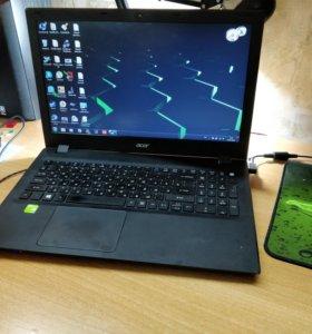 Игровой ноутбук на intel core i3 2017 года