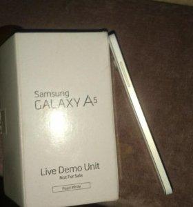 Samsung Galaxy A5 demo unit