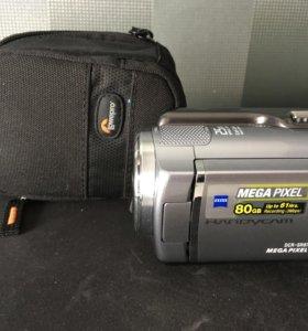 Видеокамера Sony DSR-SR87