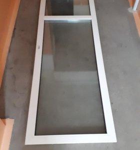 Пластиковая дверь 230 х 80