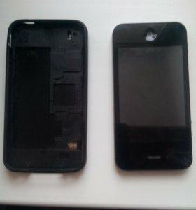 Айфон4$ без батареи китай