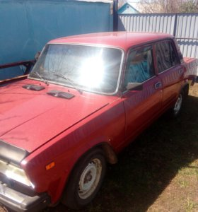 ВАЗ (Lada) 2107, 1996