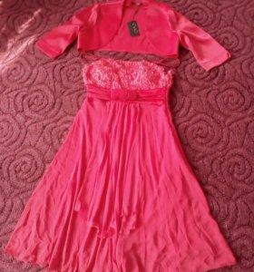 Платье вечернее 50- 54р