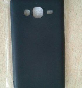 Чехол и стекло Samsung j3