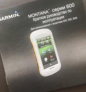 Навигатор Garmin 650t