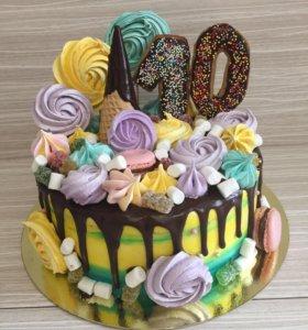 Торты и другие сладости на заказ