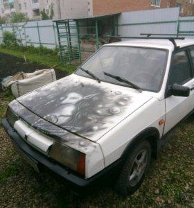 ВАЗ (Lada) 2109, 1994