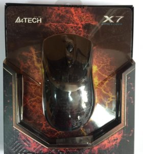 Мышь A4 Tech F4 V-Track Gaming usb