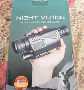 Nigiht vision 5*40 digital monocular