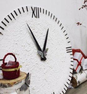 Часы реквизит для праздника