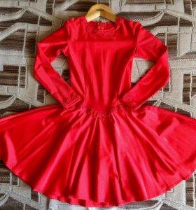 Бально-спортивное платье