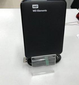 Внешний HDD WD 1TB