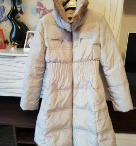 Пальто женское(пуховик)