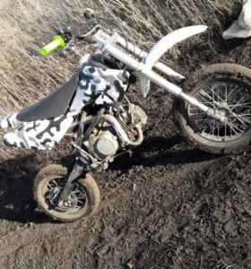 Pit bike KAYO 125